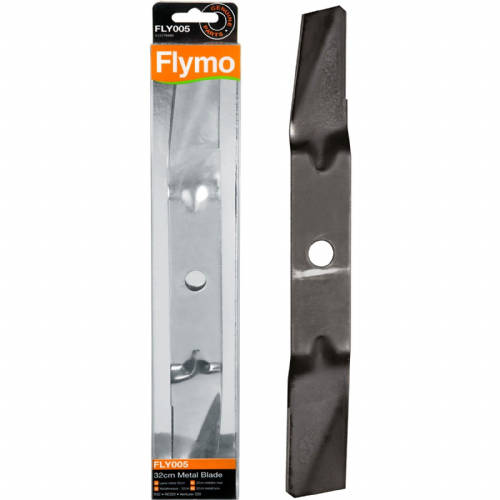 Flymo 32cm FLY005 Venture 320,  RE320, RE32, R32 Replacement Metal Mower Blade Part Number 512779490